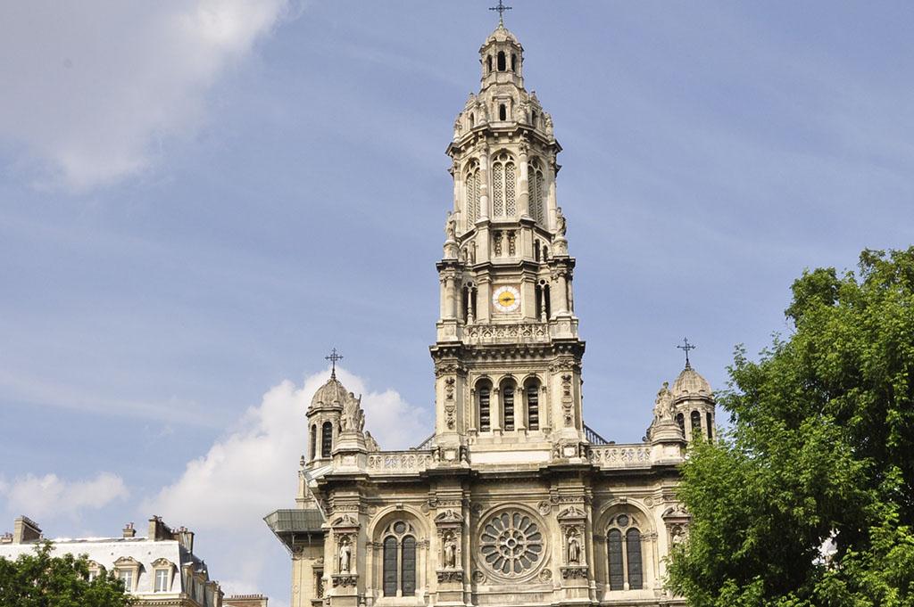 La trinité au coeur de Paris