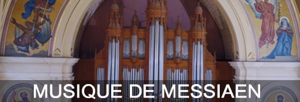 musique de messiaen